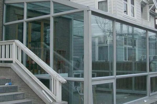 铝塑阳光房
